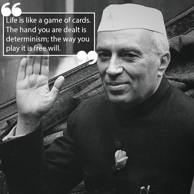 Thoughts of Jawaharlal Nehru