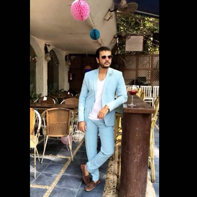 Jay Soni decked for wife Pooja Soni   s baby shower