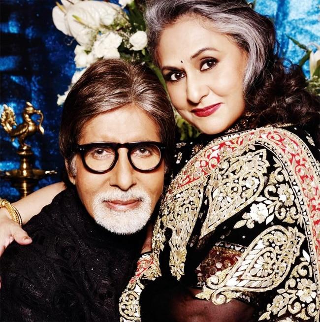 Jaya Bachchan married actor Amitabh Bachchan