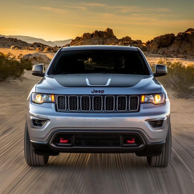 Jeep Grand Cherokee Petrol engine