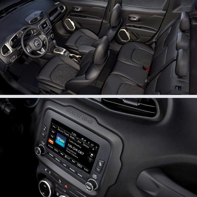 Jeep Renegade 2017 engine