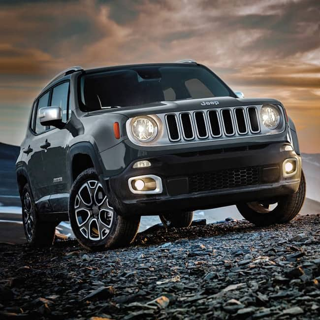 Jeep Renegade 2017 expected to launch in India next year