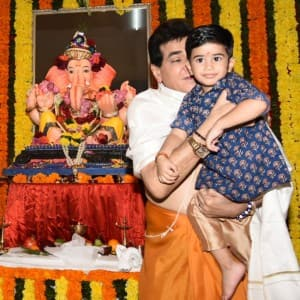 Ganesha Chaturthi 2018: All The Pics of Bollywood Celebs Bringing Ganpati Home