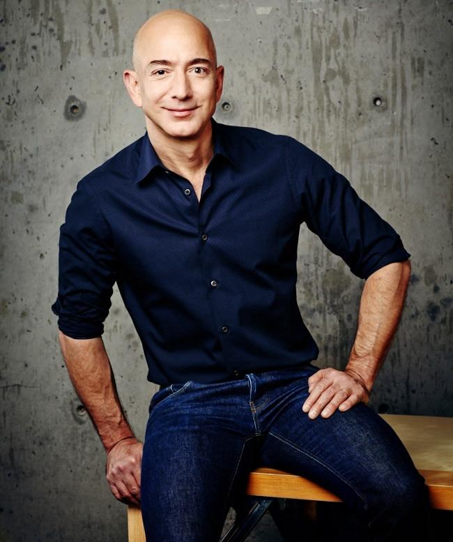 Jeff Bezos   143 1 billion
