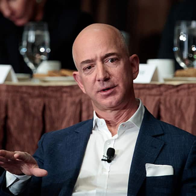 Jeff Bezos is on the second place in the list of Richest Tech Billionaires in the world in 2016