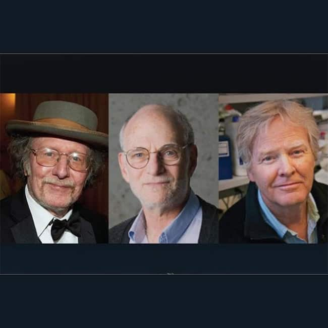 Jeffrey C Hall  Michael Rosbash and Michael W Young awarded Nobel Prize in Medicine