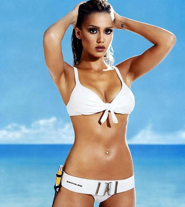 Jessica Alba  Top 20 Sexiest   Hottest Women 2021