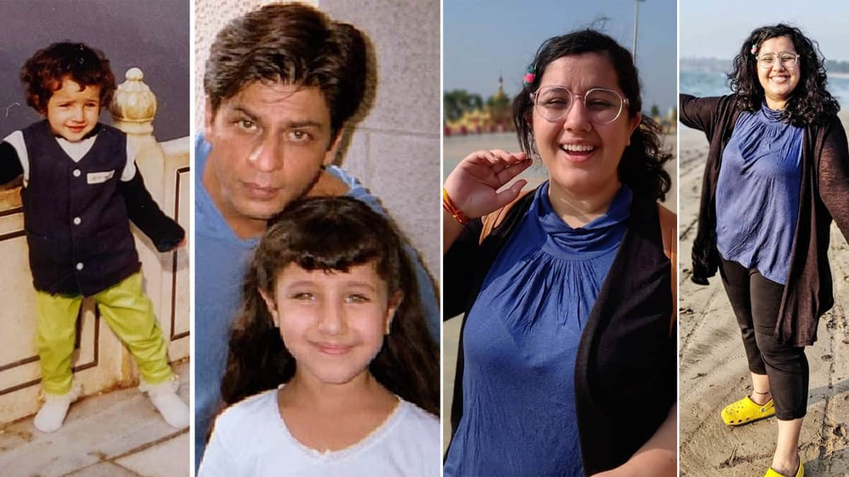 Jhanak Shukla aka Gia Kapoor of Kal Ho Na Ho looks unrecognisable