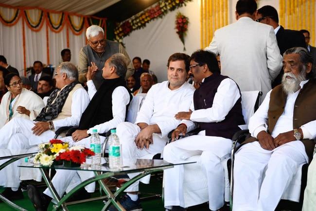 Jharkhand CM Hemant Soren s Swearing in Ceremony