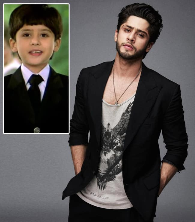 Jibraan Khan s then and now pictures show he has grown up into a handsome young man