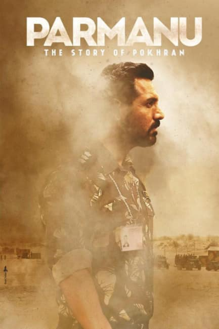 John Abraham on first poster of Parmanu  The Story of Pokhran movie