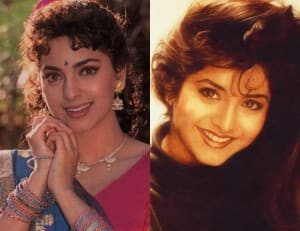 Divya Bharti's 25th death anniversary: 8 incomplete movies of the diva that were completed by these actresses post her death