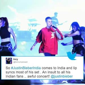 8 reasons why Justin Bieber's Mumbai concert was a FAILURE; fans gush out anger on Twitter!