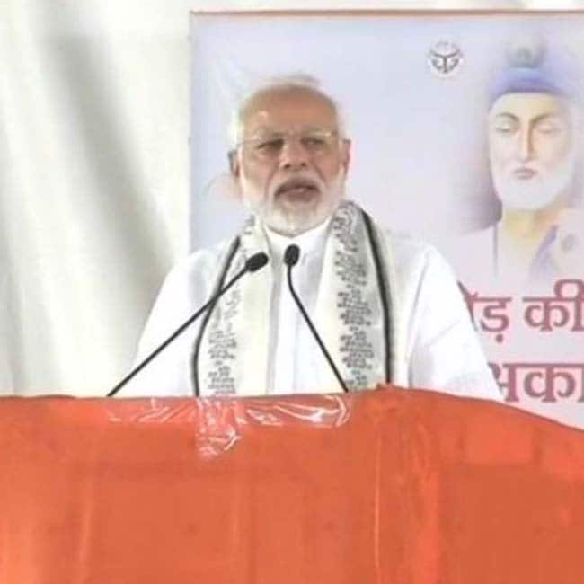 Kabir Showed us the Way to Communal Harmony  says PM Modi