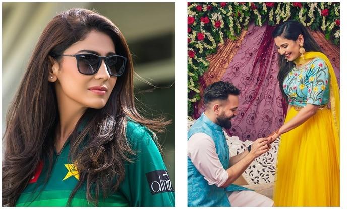 Kainat Imtiaz  The Prettiest Pakistan Cricketer Just got Engaged