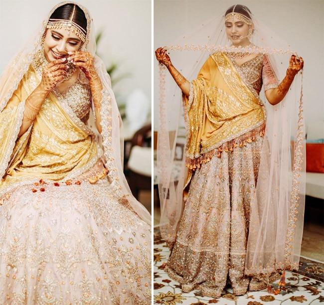 Kaisi Yeh Yaariaan Actress Niti Taylor   s Bridal Photoshoot Goes Viral