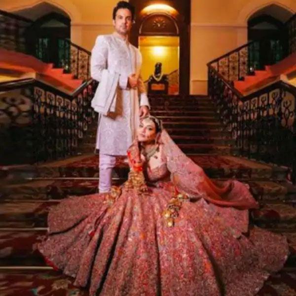 Kajal Aggarwal Gautam Kitchlu Get Married in Taj Mahal Hotel