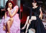 Kajal Aggarwal Oozes Oomph In Thigh-High Slit Black Dress In Latest Bold Photoshoot, Amid Pregnancy Rumours | See Hot Pics