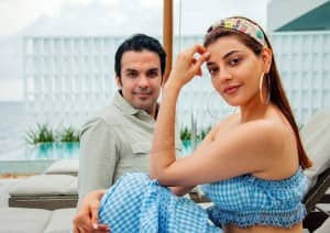 Kajal Aggarwal-Gautam Kitchlu New Maldives Honeymoon Pictures Out: Newlywed Goes All Romantic