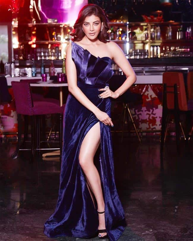 Kajal Aggarwal   s Latest Photoshoot Is Hotness Personified