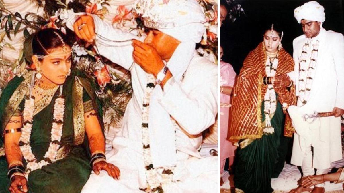 Kajol  Ajay Devgn celebrate 22 years of togetherness