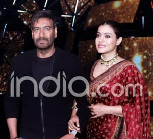 Kajol Wears The Most Royal Looking Saree by Ritu Kumar And You Can't Stop Gushing Over it