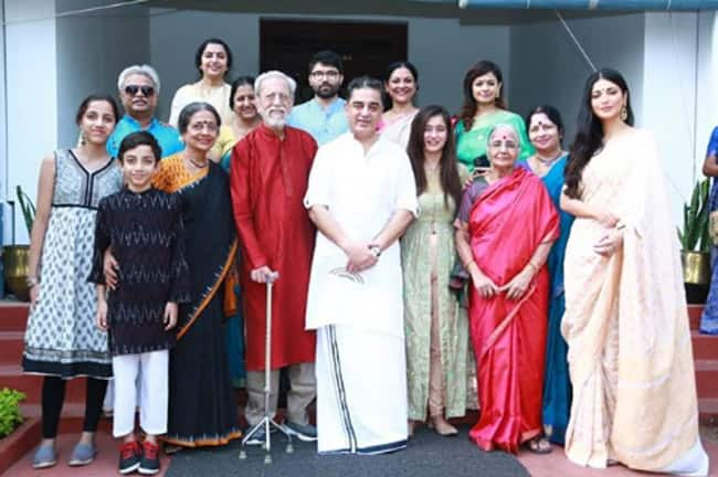 Kamal Haasan s Birthday And His Dad s Death Anniversary on The Same Day