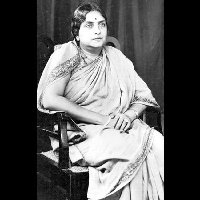 Kamla Devi Chattopadhyay