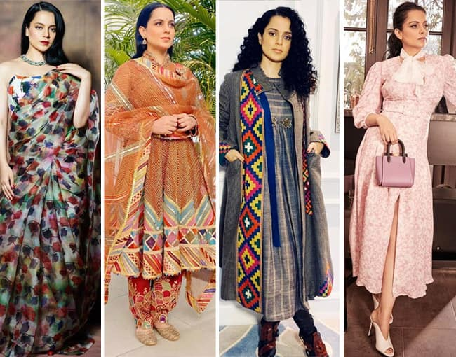 Kangana Ranaut Birthday  Times She Proved That She is a True Fashion Icon