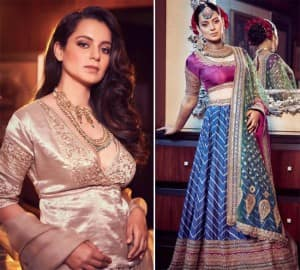 Kangana Ranaut Shows How To Strut In A Lehenga, See PICS From Brother's Wedding