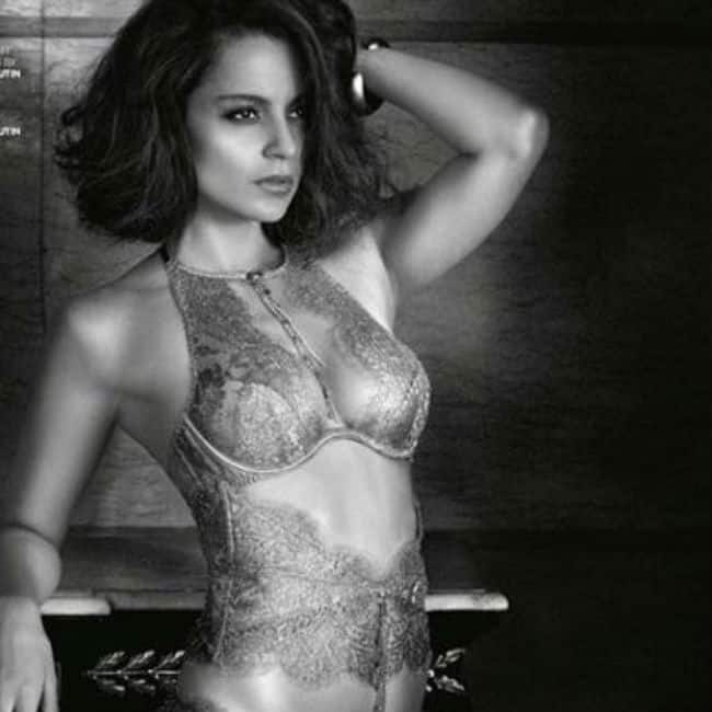 Kangana Ranaut Looks hot and sexy