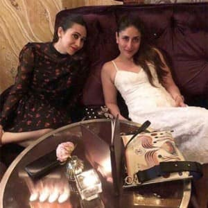 Karisma Kapoor Celebrates Her Birthday in London With Friends And Family