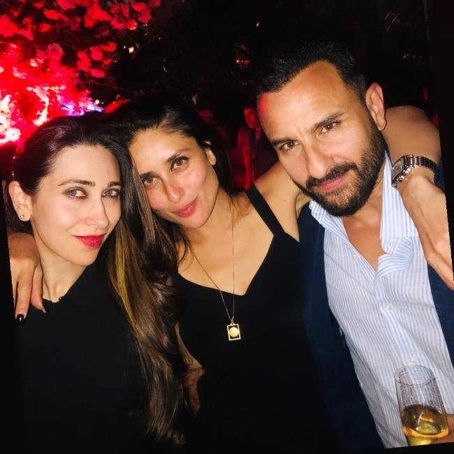 Kapoors in London