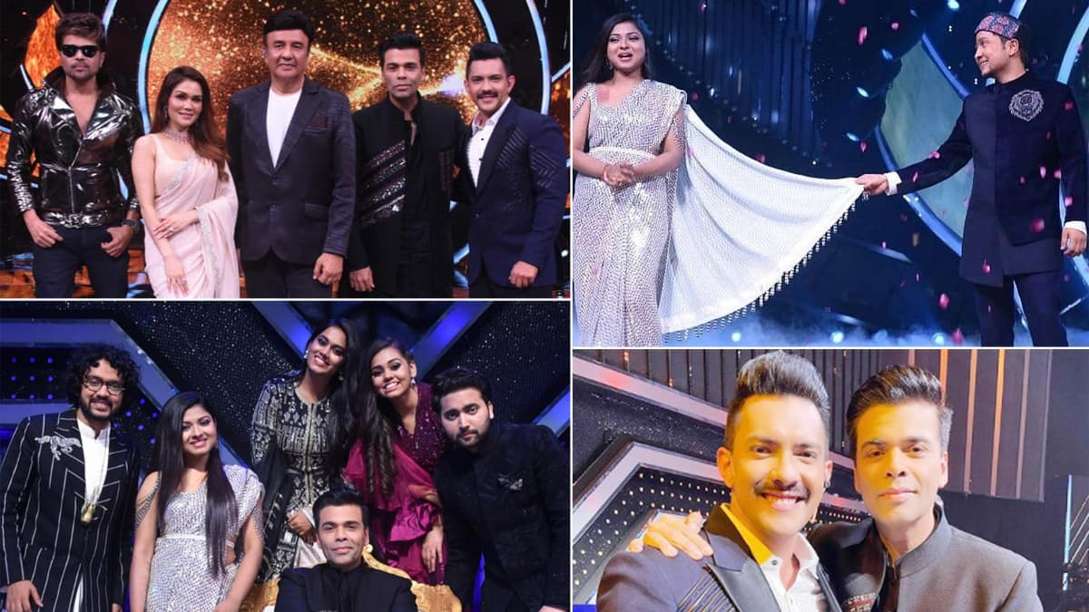 Karan Johar in Indian Idol 12  Everything You Should Expect