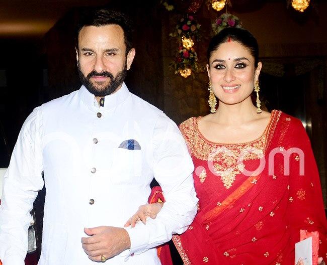 Kareena Kapoor Khan at cousin Armaan Jain s Roka ceremony