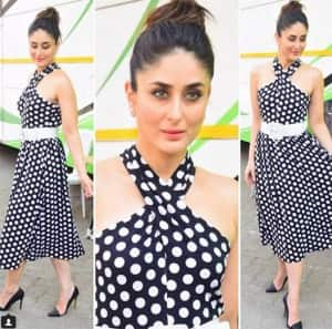 Kareena Kapoor Khan's swoon-worthy outfits for Veer Di Wedding promotions