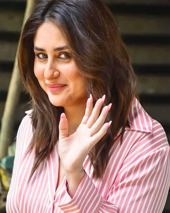 Kareena Kapoor Khan looks pretty as a picture in this