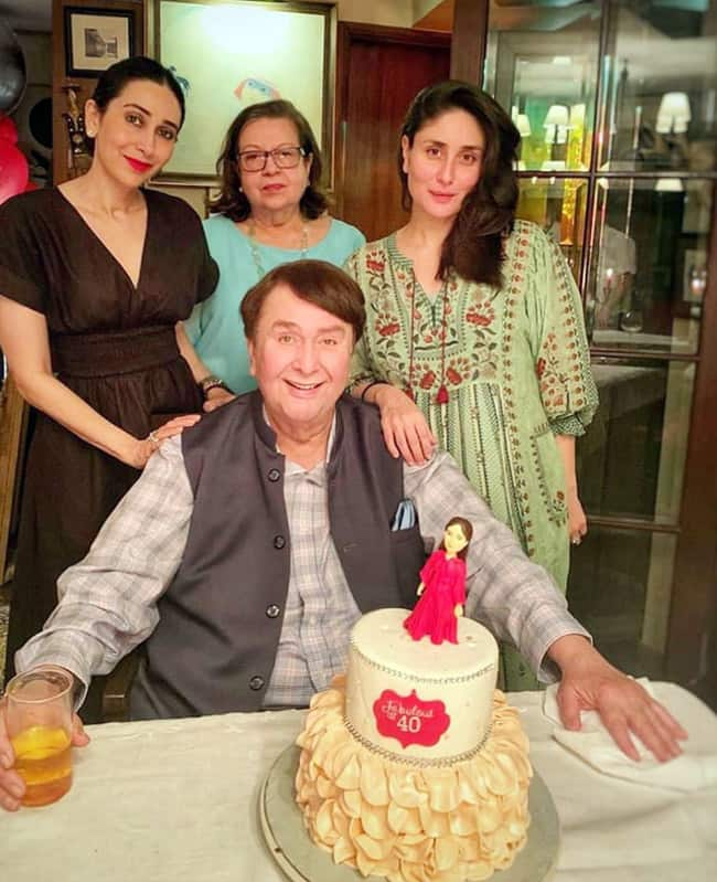 Kareena Kapoor Khan   s birthday pictures with family