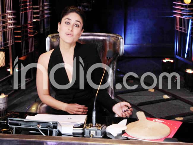Kareena Kapoor on DID