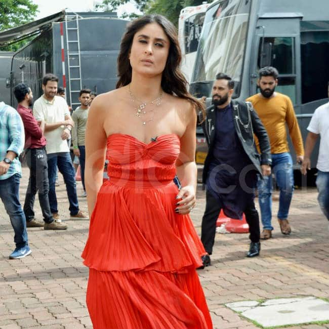 Kareena s latest appearance