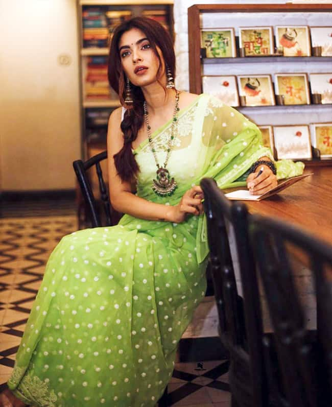 Karishma Sharma is a diva and this picture is a proof