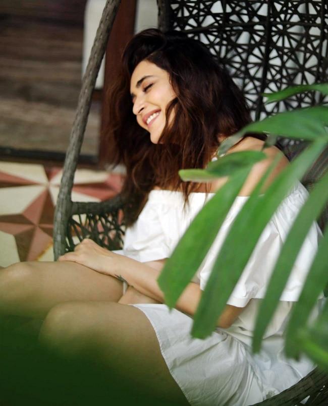 Karishma Tanna Gives Major Fashion Goals in Simple White Dress