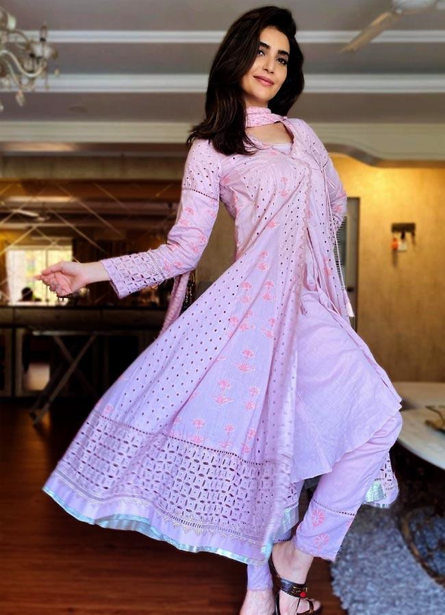 Karishma Tanna is a natural beauty
