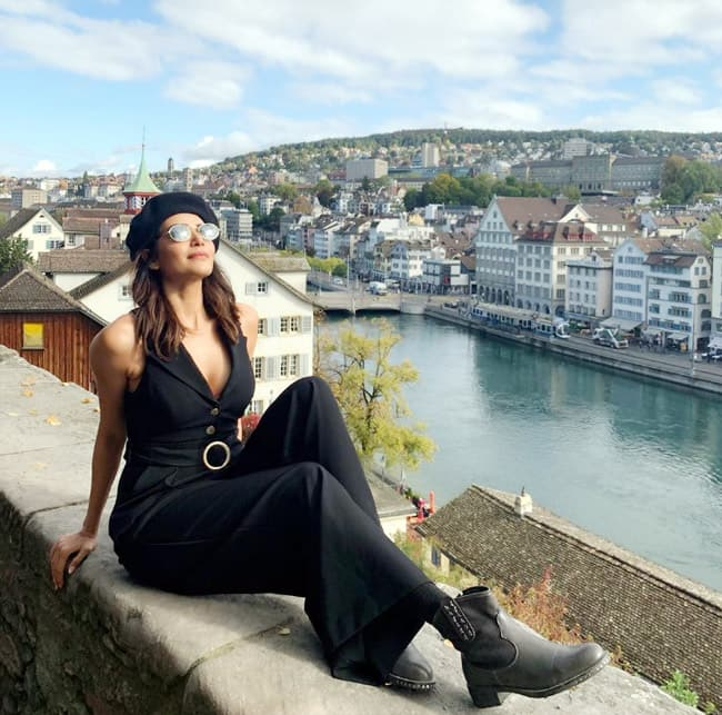 Karishma Tanna is Giving Major Travel Goals in Her Latest Instagram Pictures