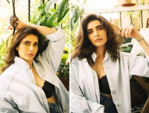 Karishma Tanna Sizzles The Internet With Her Steamy And Sultry Instagram Pictures
