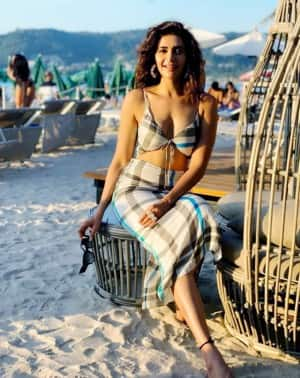 Karishma Tanna Looks as Hot as The Sun She Basks in During Her Phuket Holiday With Ekta Kapoor