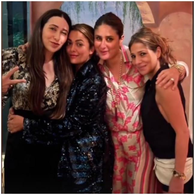 Karisma Kapoor celebrates 47th birthday with Kareena Kapoor Khan and others