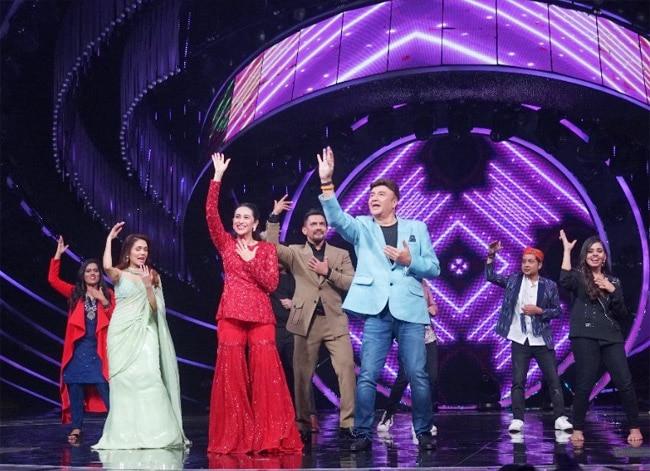 Karisma Kapoor Graces The Sets Of Indian Idol 12