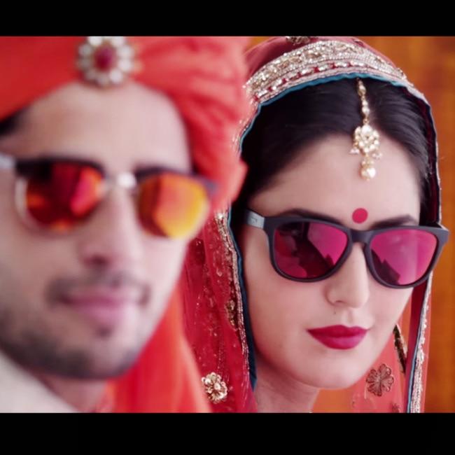 Kala Chashma song out: Katrina Kaif and Sidharth Malhotra ...