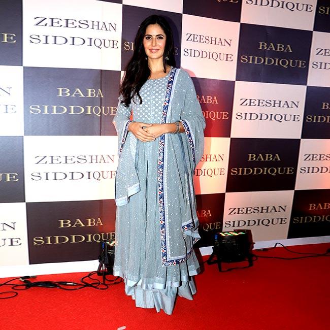 Katrina Kaif attend Baba Siddique   s Iftar party